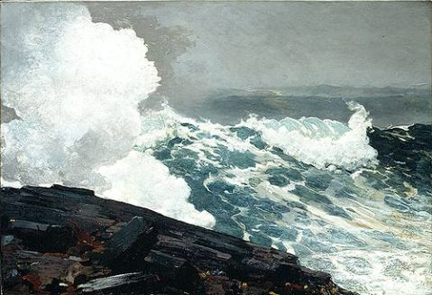 winslow homer northeaster